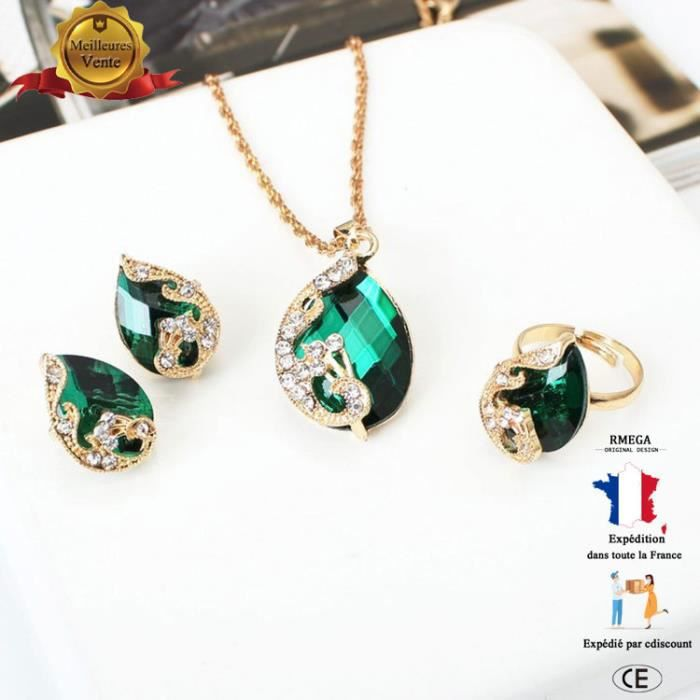 collier femme or luxe