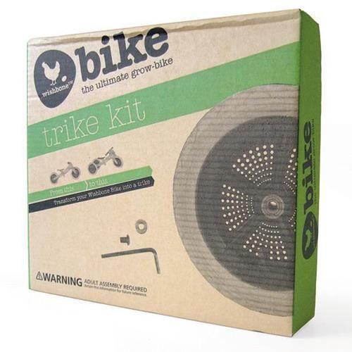 DRAISIENNE Kit tricycle pour draisienne 2 en 1