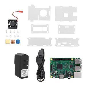CARTE MÈRE Kit de démarrage Bluetooth Kit Raspberry Pi 3 Modè