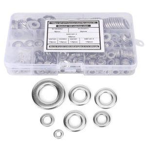M5x20x1.5mm Inoxydable Acier Voiture Attache étanchéité Plat Rondelle Joints