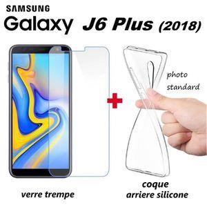 coque galaxy j6 plus transparente