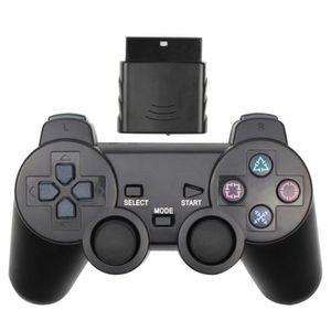 ADAPTATEUR MANETTE Manette de jeu sans fil pour manette Sony PS2 pour
