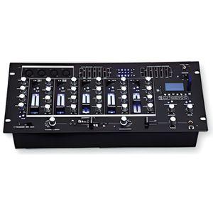 TABLE DE MIXAGE BST ACTIV218 Table de Mixage Dj 0 6 Canaux - 14 En