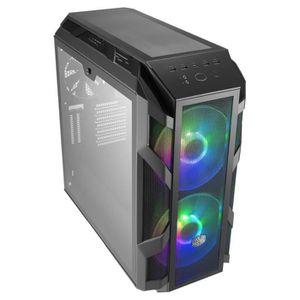 BOITIER POUR COMPOSANT COOLER MASTER Boîtier PC MasterCase H500M