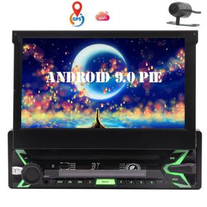 AUTORADIO Android 9.0 Simple Din Car Stereo Navigation GPS S