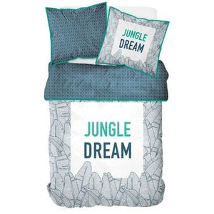 PARURE DE DRAP TODAY TROPIK SUMMER Parure de lit Jungle Dream 100