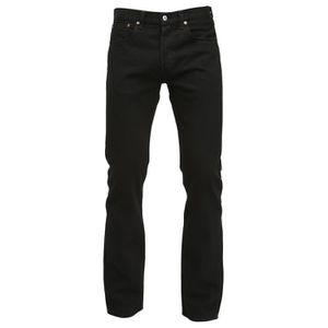 JEANS LEVI'S Jeans Homme 501 - Regular - Noir