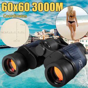 TÉLESCOPE OPTIQUE 60X60 Optique Télescope Vision Nocturne Jumelles H