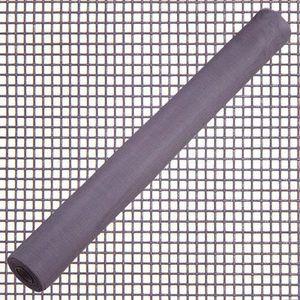 MOUSTIQUAIRE OUVERTURE Toile moustiquaire fibre de verre grise rouleau 50