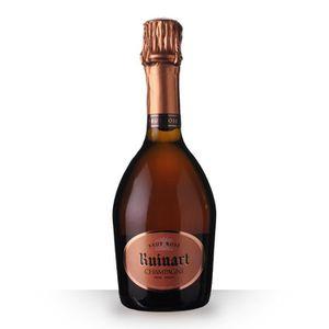 CHAMPAGNE Ruinart Brut Rosé 37,5cl - Champagne