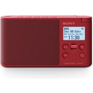 RADIO CD CASSETTE Sony XDR-S41D Radio Portable Digitale Dab-Dab+- FM