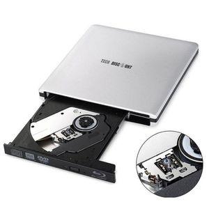 LECTEUR - GRAVEUR EXT. TD® Lecteur cd portable graveur externe blu-ray us
