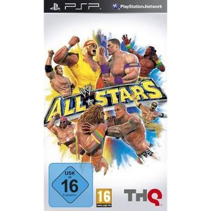 WWE all stars [import allemand]