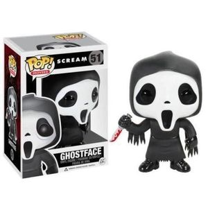 FIGURINE - PERSONNAGE Figurine Funko Pop! Scream: Ghostface