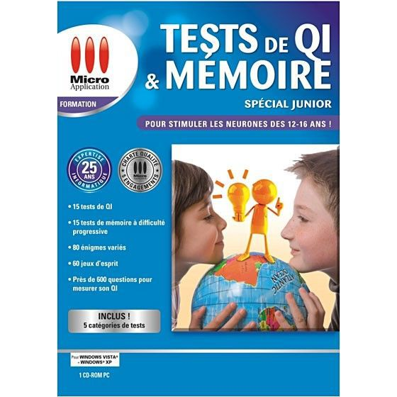 Tests qi et memoire by gsxr1000
