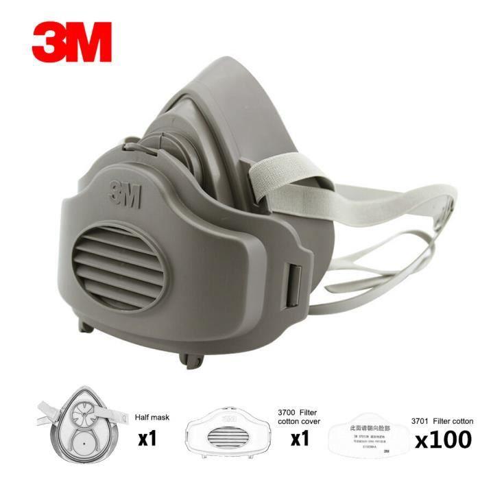 filtre masque 3m