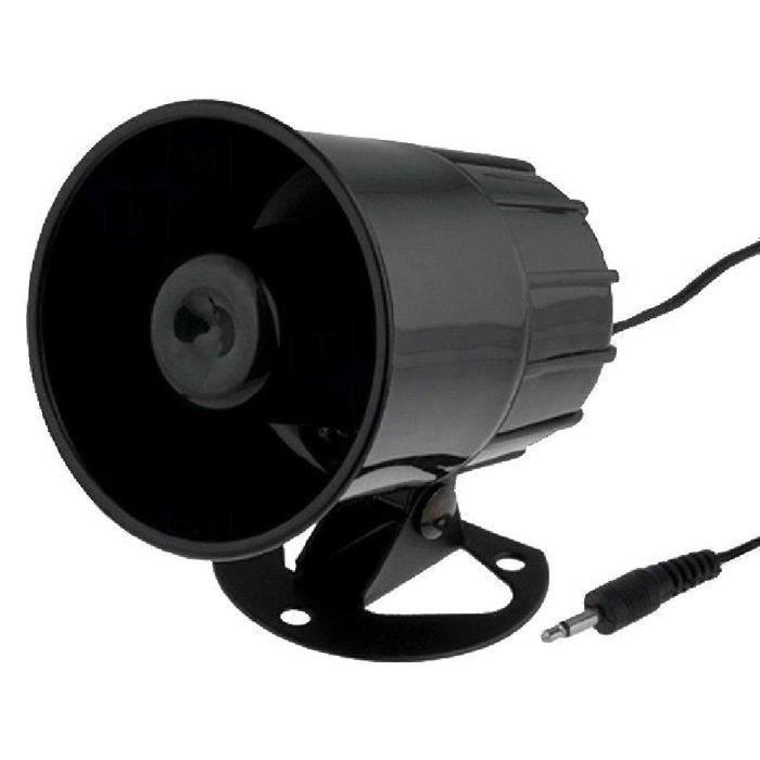Haut-parleur pour CB 102x104mm