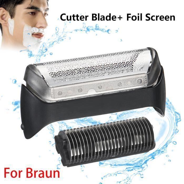Shaver Feuille lames Rasoir Grille pour BRAUN 10B Series 1 190 180 170 Ma05723
