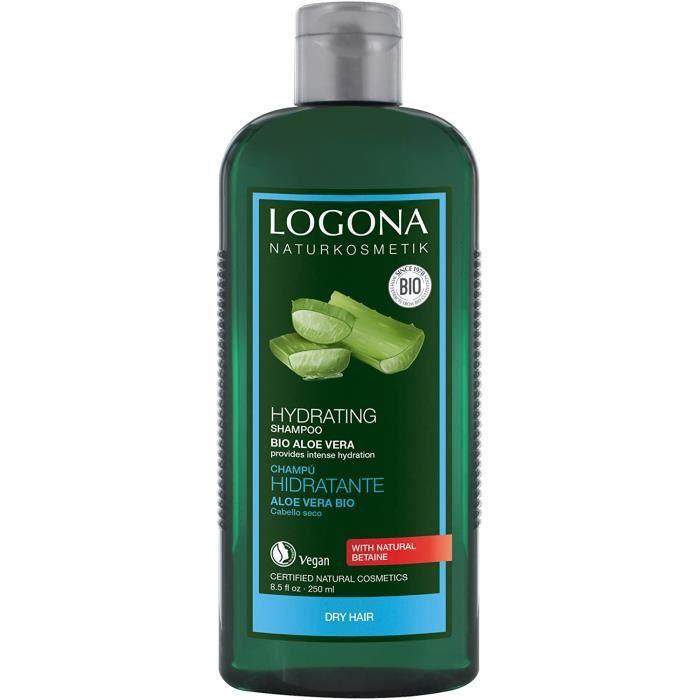 SHAMPOING Logona Bio Aloe Vera Shampooing hydratant507