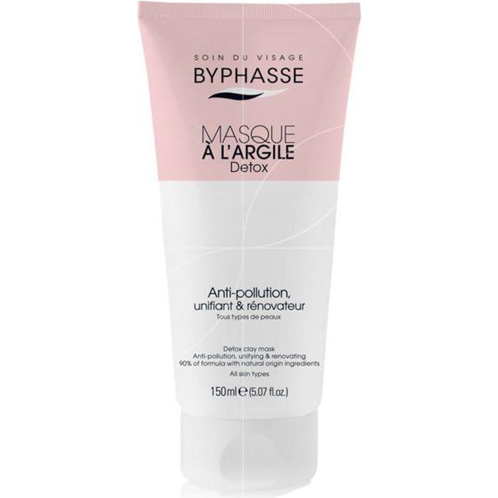 Byphasse - Masque visage à l'argile Detox - 150ml