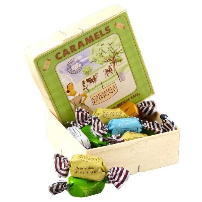 Caramels d'Isigny Calvados