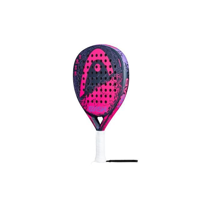 Raquette Padel HEAD FLASH Women with CB Fushia / Parme (355 g) 2020 Rose