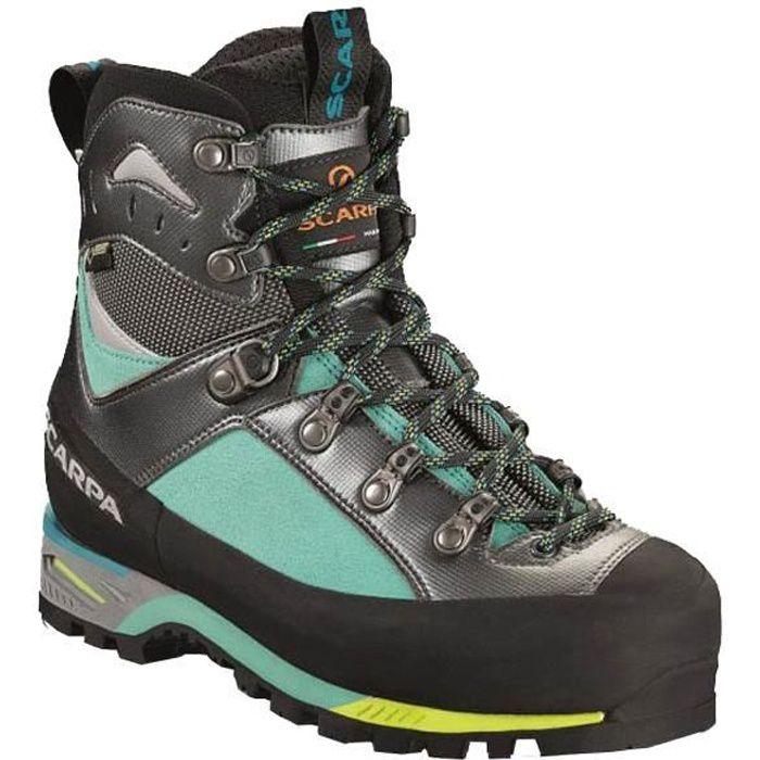 Chaussures femme Montagne Scarpa Triolet Goretex