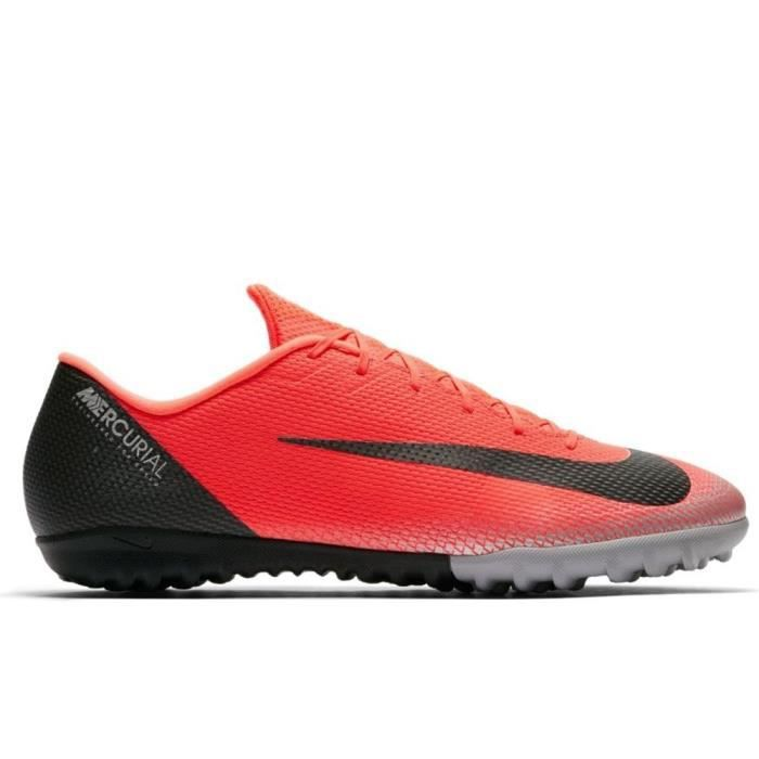 Chaussures Nike Mercurial CR7 Vaporx 12 Academy TF
