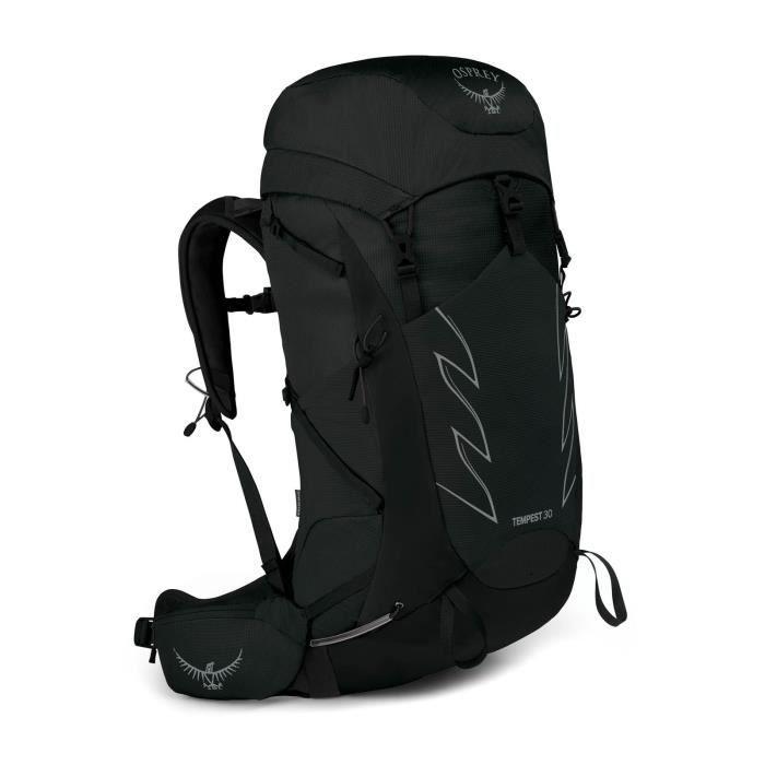 Osprey Tempest 30 XS / S Stealth Black [123203] - sac à dos sac a dos