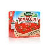 Purée de tomates fraîches