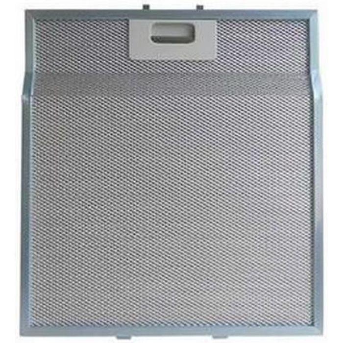 Filtre métal anti graisse (à l'unité) 282x314mm (36963-1440) - Hotte - WHIRLPOOL (815)