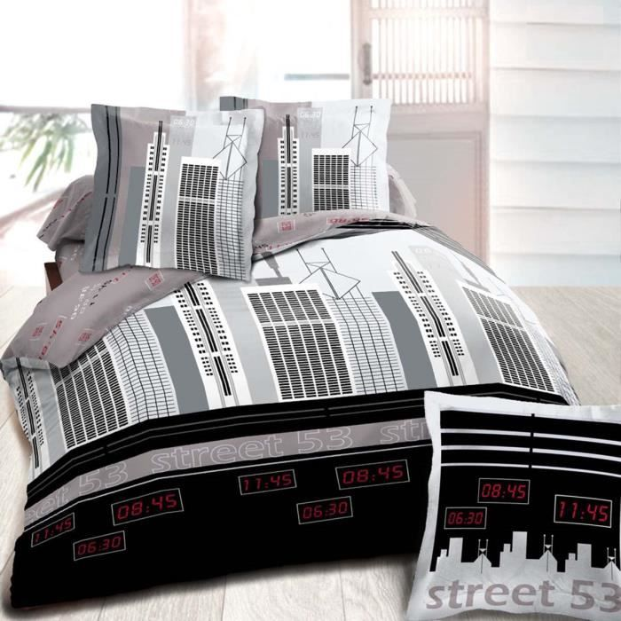 couette 2 personnes street 53couette de dimensions. Black Bedroom Furniture Sets. Home Design Ideas