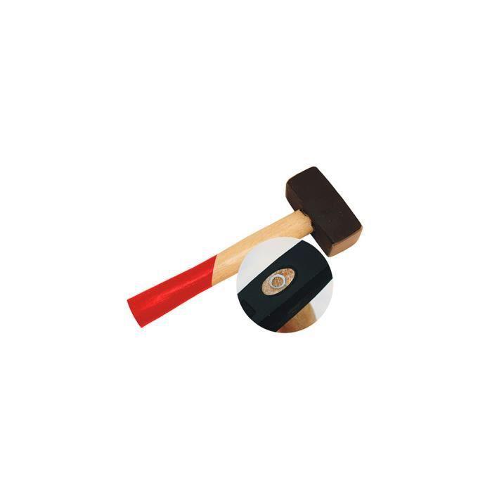 MASSE - MASSETTE Massette 1500G manche bois - BE-121510 - Diamwood