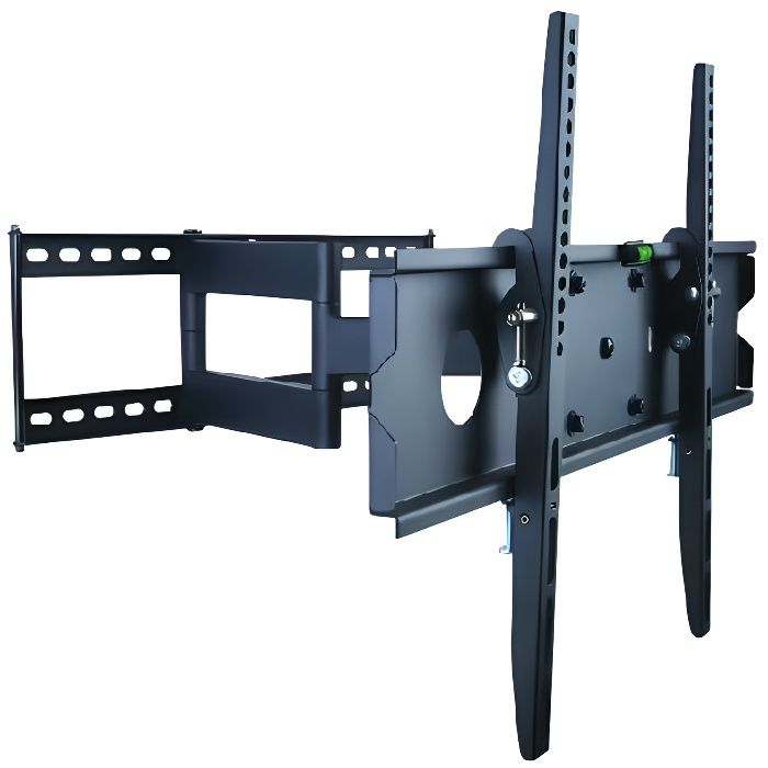 Duronic tvb109m support mural universel inclinable - Support tv mural orientable ...