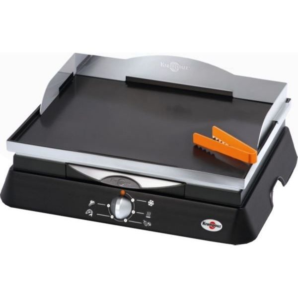 Plancha deliss krampouz table de cuisine - Plancha electrique de table ...
