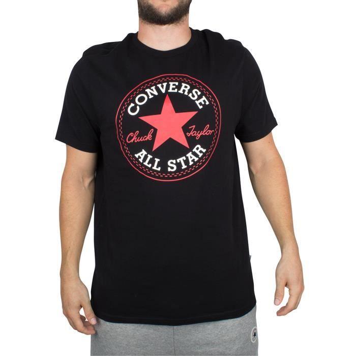 tee tee-shirt converse homme