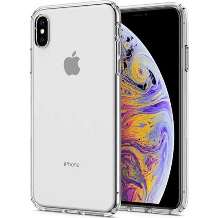 spigen r coque iphone xs max 6 5 spigen r liq