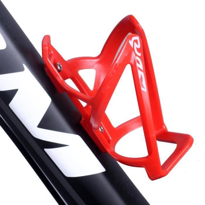 Roblue Porte-bidon Support Porte Bouteille Bidon pour V/élo Bicyclette VTT Poussette de B/éb/é Cage Grille 360 Degr/és de Rotation