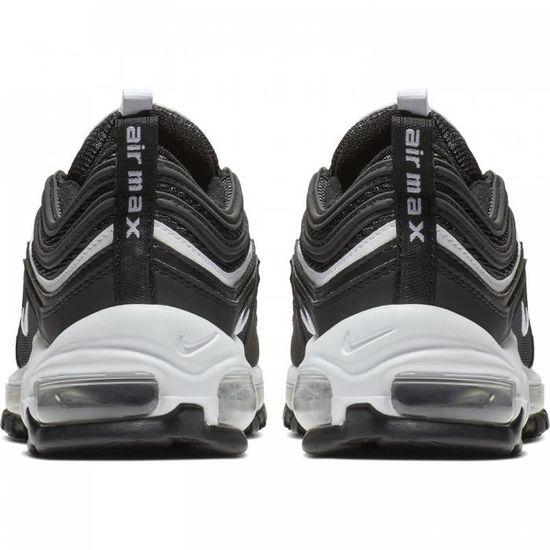Nike Baskets Nike Air Max 97 (GS) Running 921522 (Noir