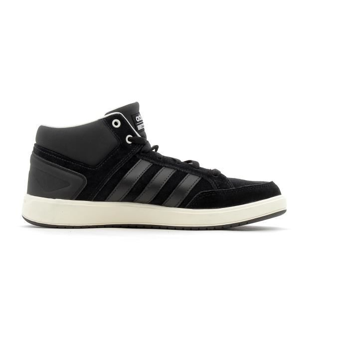 Baskets basses Adidas Cloudfoam All Court Mid 67aEMic