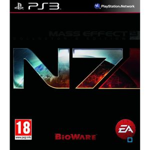 JEU PS3 MASS EFFECT 3 COLLECTOR'S EDITION / PS3