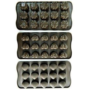 MOULE  3 x moule silicone bonbon chocolat Bonbons et choc