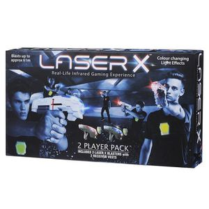 JEU D'ADRESSE Laser X Infrared Gaming Experience
