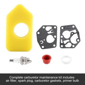 Sourcingmap 10pcs 795629 Carburetor Air Cleaner Gasket for Briggs and Stratton 272653 272653S