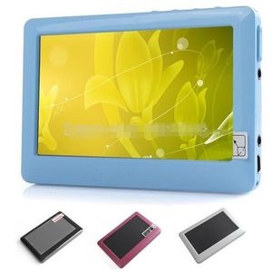 LECTEUR MP4 4.3 polegada TFT écran tactile 4 GB MP3 MP4 MP5 Ra