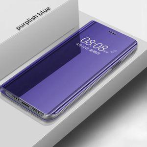 COQUE - BUMPER Coque Huawei Nova 5T,Folio Coque Smart Cover Ultra