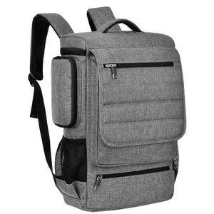 SAC À DOS INFORMATIQUE 17,3 pouces sac à dos pour ordinateur portable, BR