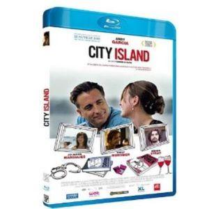 BLU-RAY FILM Blu ray City Island