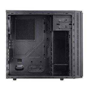 BOITIER PC  Cooler Master Silencio 452 Boîtier PC 'ATX, microA
