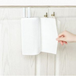 PORTE-VERRE Cuisine rouleau porte-serviettes en papier Rack de